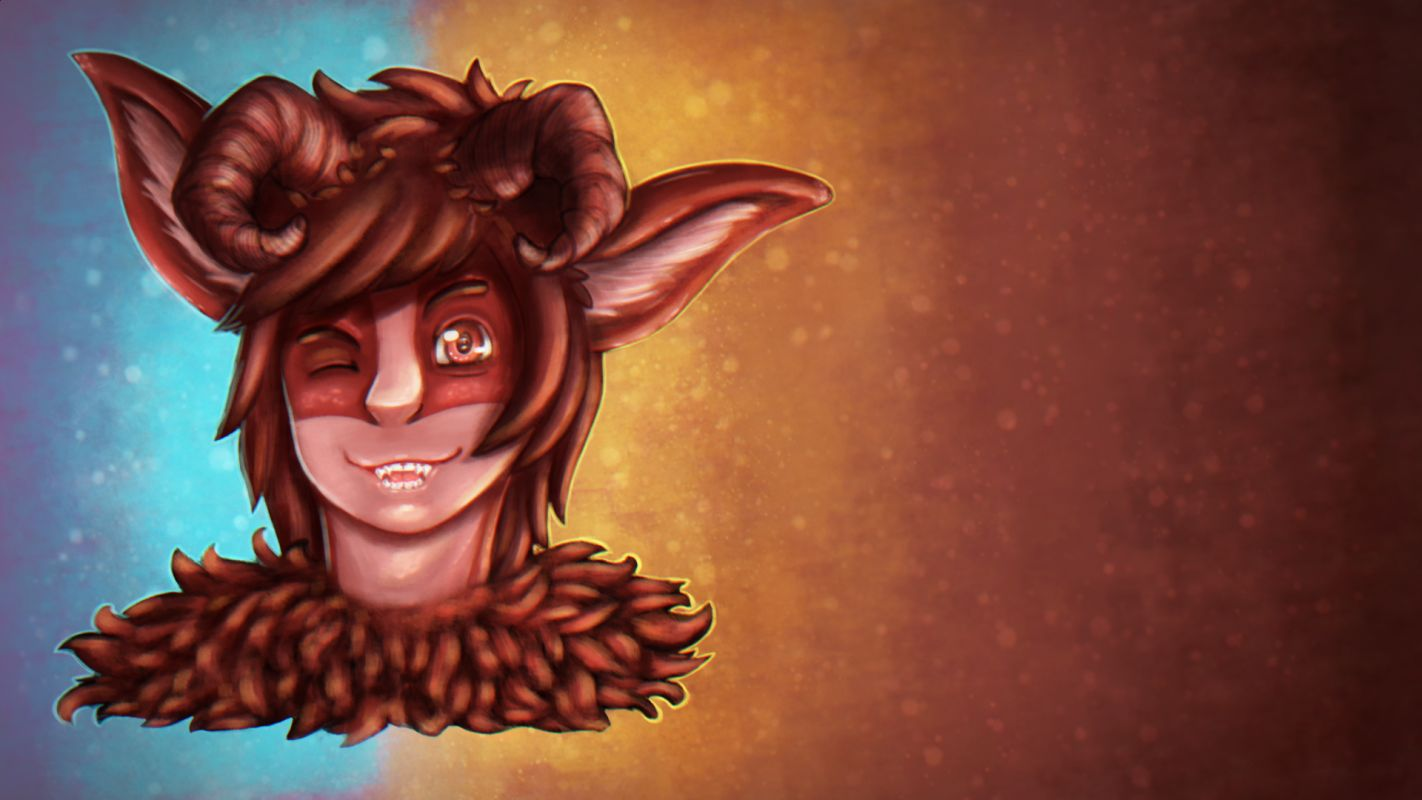 Sunburn Headshot by Drakk'Art